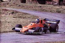 MARCH 741. Roy Lane. Loton Park Hillclimb March 1978